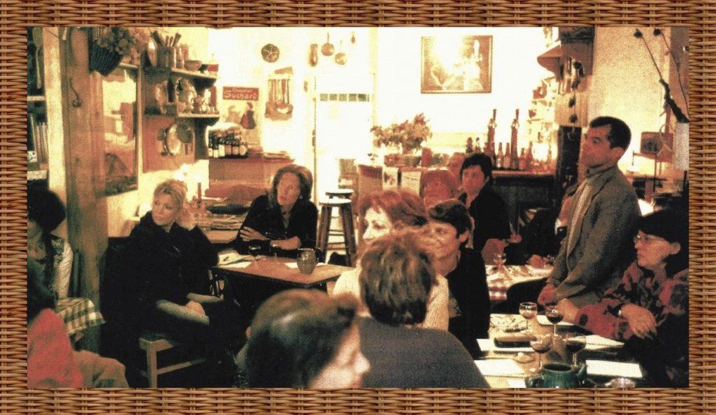 David Nekoian Café psy Toulouse 2005